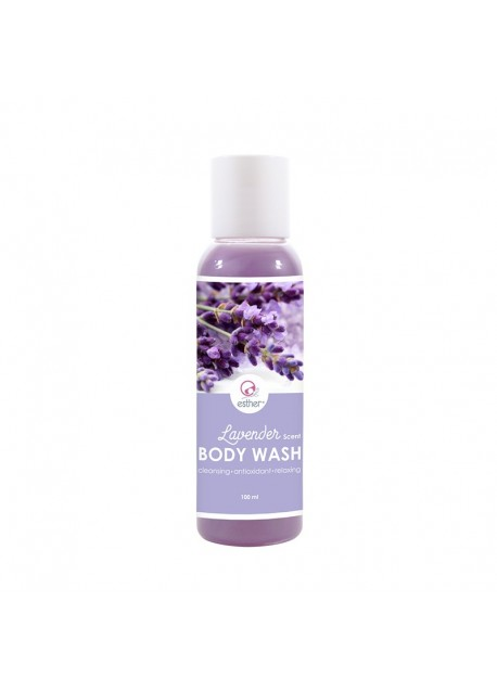 Esther Lavender Scent Body Wash 100ml