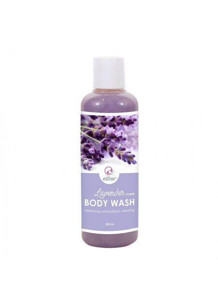 Esther Lavender Scent Body Wash 250ml