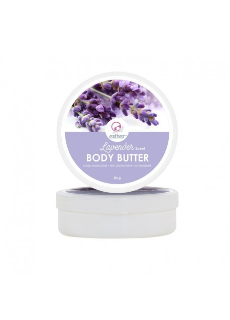 Esther Body Butter Lavender 80gr