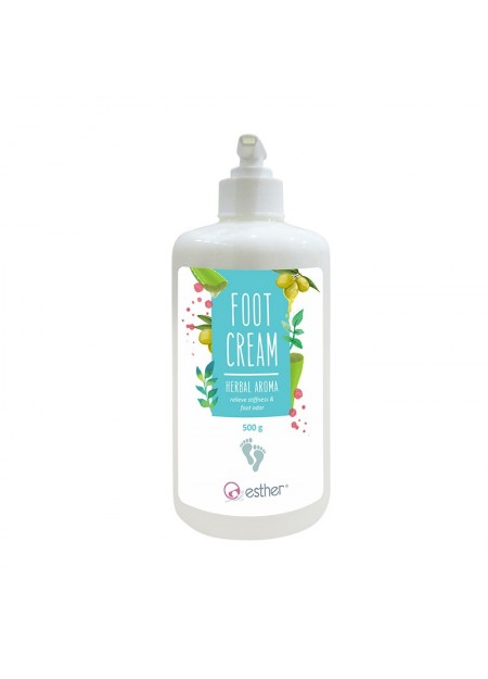 Esther Foot Cream 500ml