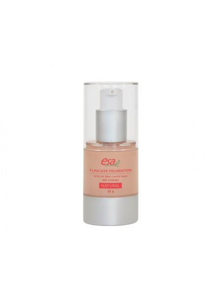 Esa Flawless Foundation Natural 20gr