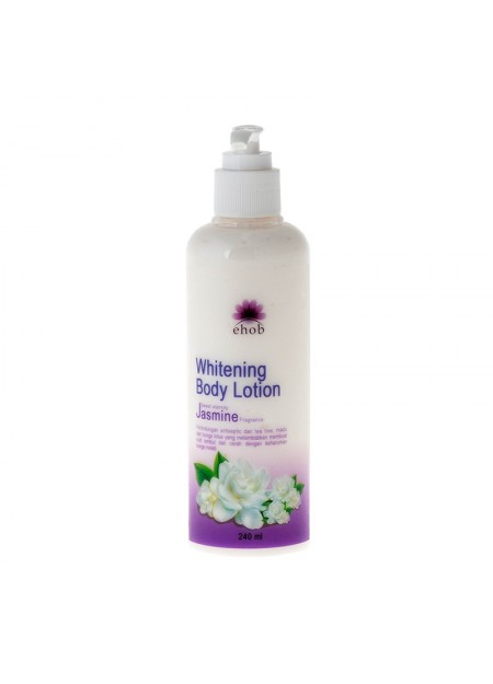 EHOB Whitening Body Lotion Sweet Eteernity Jasmine Fragrance 240ml