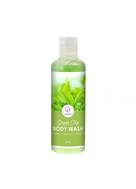 Esther Body Wash Green Tea 250ml