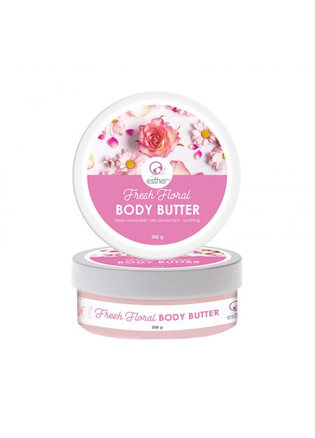 Esther Body Butter Fresh Floral 200gr