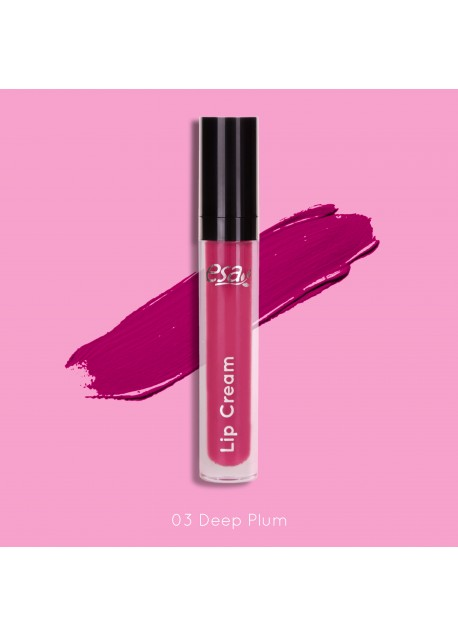 ESA Lip Cream Deep Plum (03) 5gr