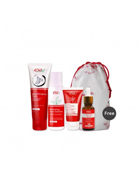 ESA REGULAR OILY-DULL FREE POUCH