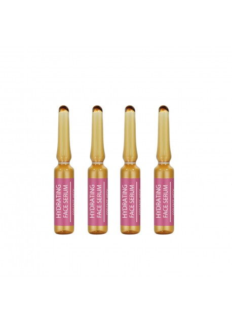 EHOB HYDRATING FACE SERUM 4 AMPOULES