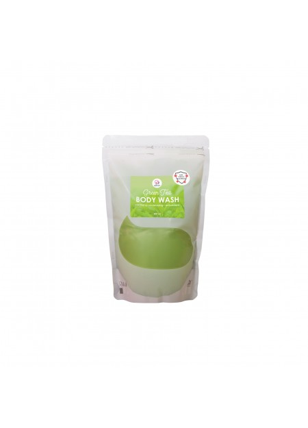Esther Body Wash Green Tea 500ml Pouch