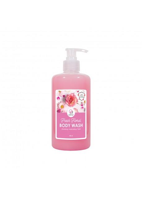 Esther Body Wash Fresh Floral 500ml Pump
